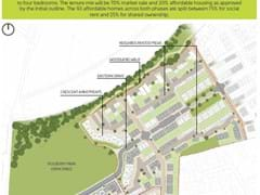 Mulberry Park phase 2 exhibition boards image