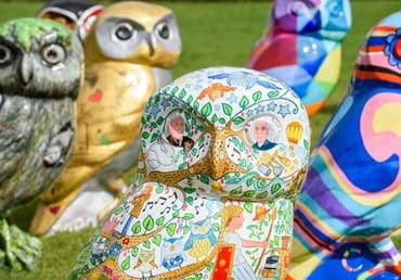 It's a hoot at Mulberry Park this summer