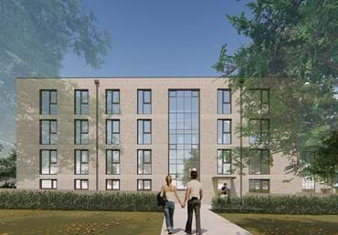 Curo and Mi-Space to transform Bradford Park flats at Foxhi…