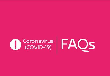 Coronavirus COVID-19 Frequently asked questions